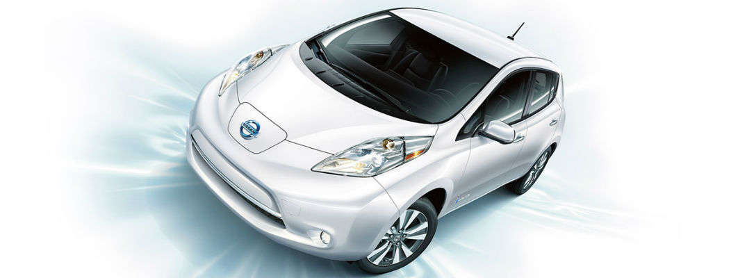 Nissan Leaf - Next-Gen Nissan Leaf Teaser Photo