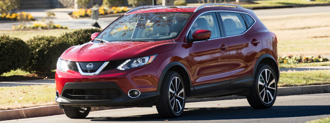 Superior 2018.5 Nissan Rogue Sport Pricing Information, Trim Levels, And  Configurations