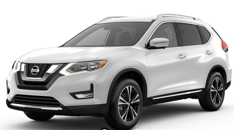Pictures of the 2018 Nissan Rogue exterior paint colors