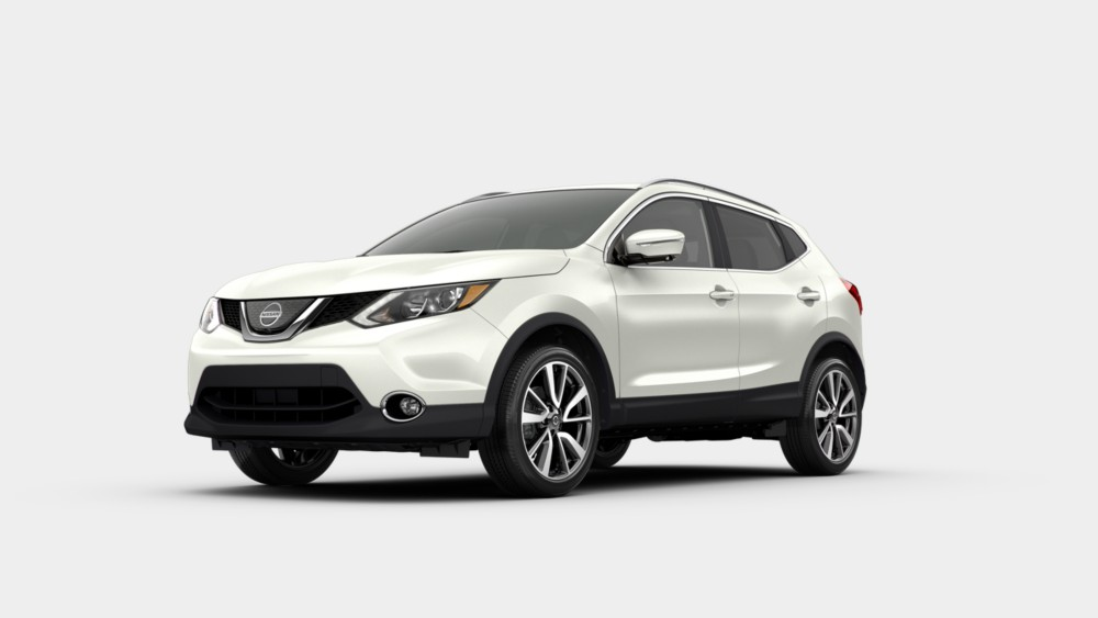 2018 Nissan Rogue Sport Pearl White