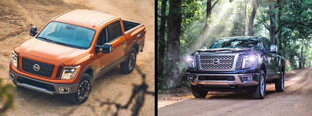Nissan Titan Towing Capacity >> 2019 Nissan Titan Vs Titan Xd Towing Capacity Comparison Charlie