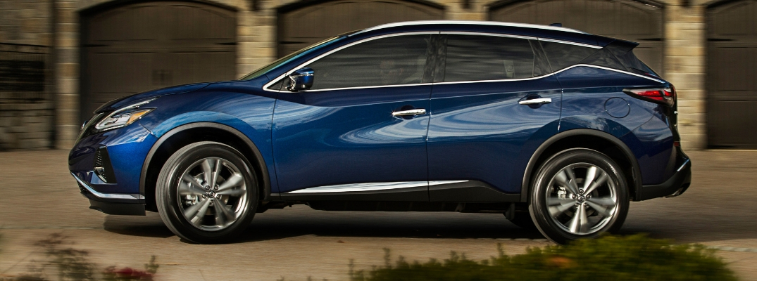 New Standard and Available Features for the 2019 Nissan Murano