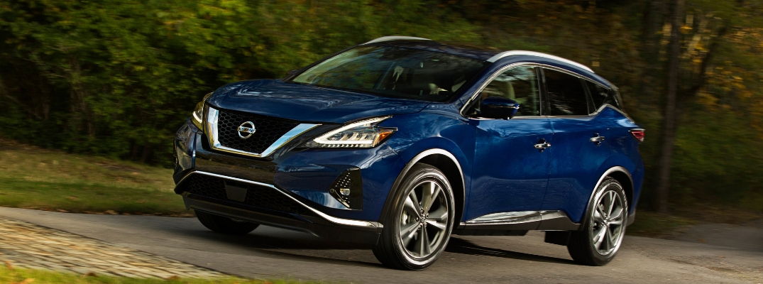What's New for the 2019 Nissan Murano
