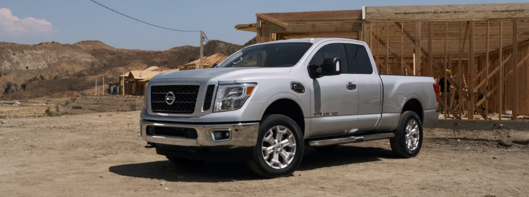 Screenshot of 2019 Nissan TITAN King Cab Overview Video