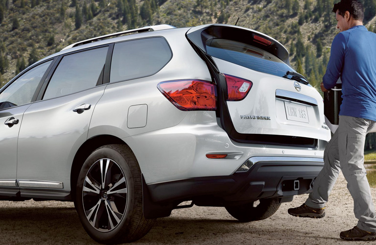 How Much Cargo Space is in the 2019 Nissan Pathfinder?