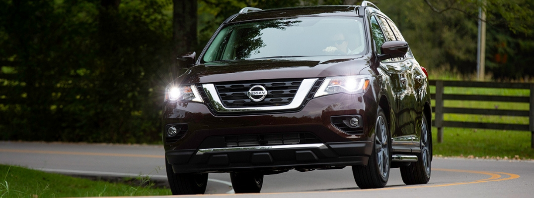 How Much Can the 2019 Nissan Pathfinder Tow?