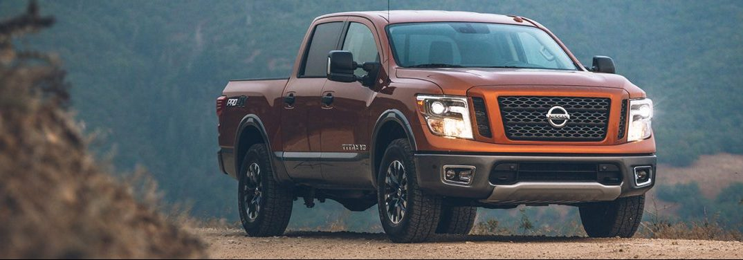 What's the break-in period for a 2019 Nissan Titan?