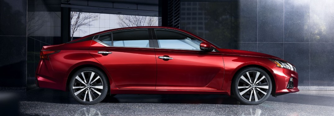 What are the 2020 Nissan Altima Exterior Paint Color Options?