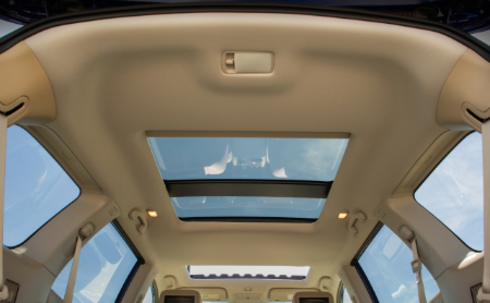 nissan pathfinder moonroof