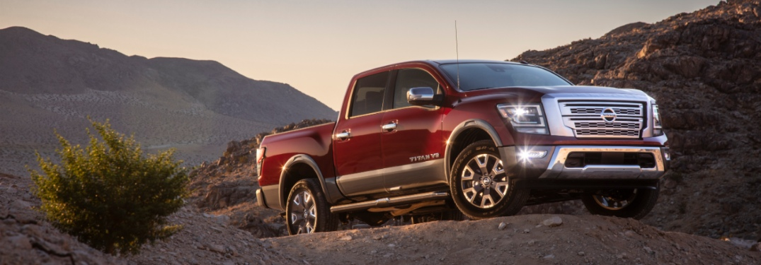 See What's New for the 2020 Nissan TITAN