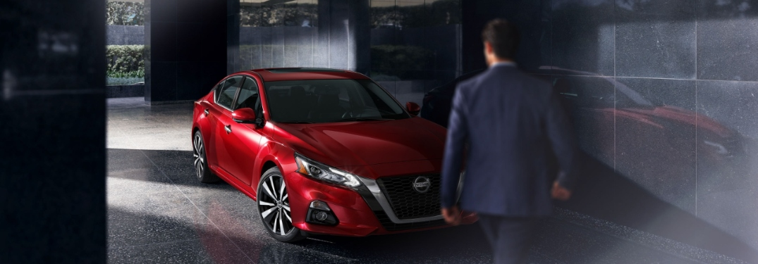Small Safety Tech Changes Come to the Altima for 2020