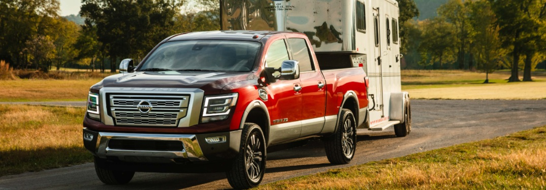 What's New for the 2020 Nissan TITAN XD