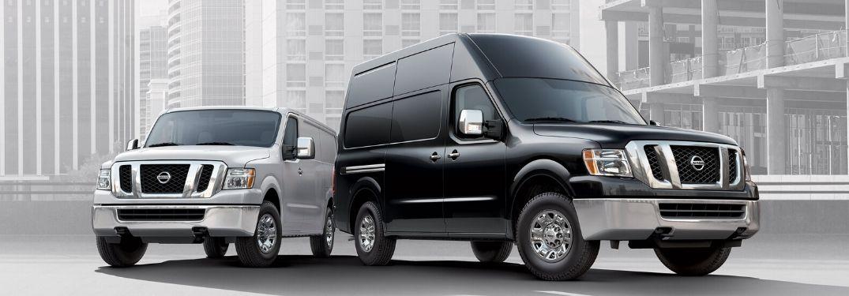 2020 Nissan Commercial Cargo Vans