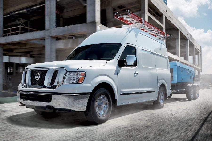 2020 Nissan NV Cargo Commercial Van