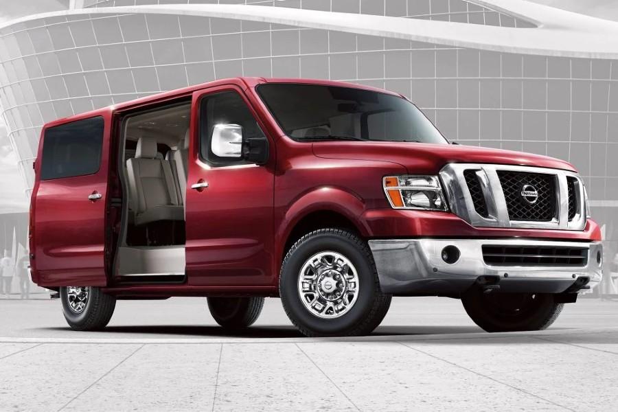 2020 Nissan VN Passenger Commercial Van