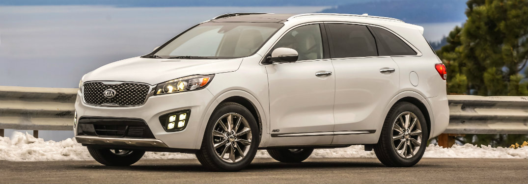 2018 Kia Sorento Safety Ratings and Features