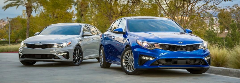 The New 2019 Kia Optima Debuts At The New York International Auto Show