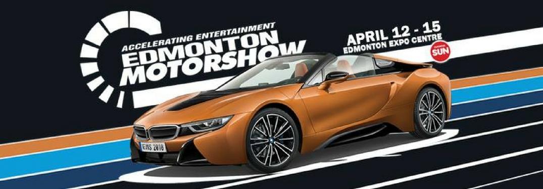 2018 edmonton motor show banner