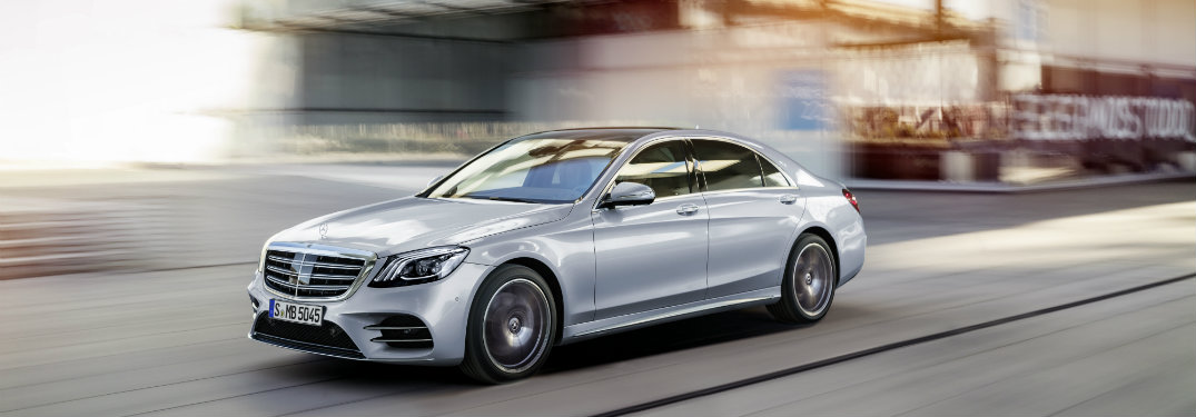 2018 Mercedes-Benz S-Class Changes and Updates