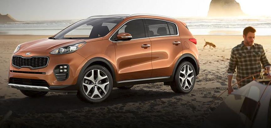 Road Trip with the Kia Sportage