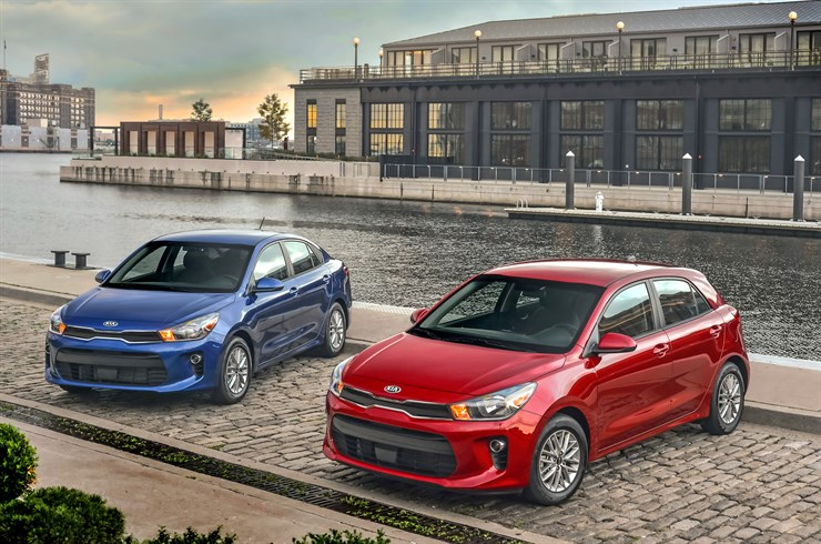 KIA Motors America reveals 2018 Rio pricing