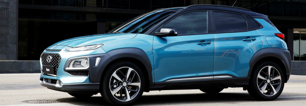 2018 hyundai crossover. brilliant 2018 2018 hyundai kona pricing and release date in hyundai crossover