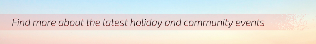 find melbroune fl community and holiday events