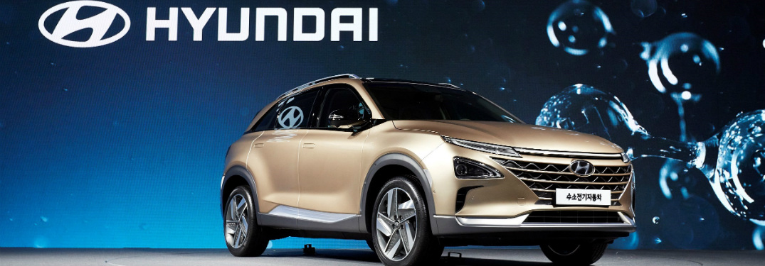 What We Know About the Upcoming Hyundai Hydrogen Fuel Cell SUV