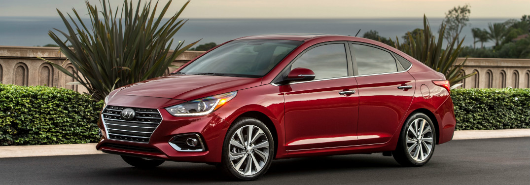2018 Hyundai Accent Changes and Upgrades
