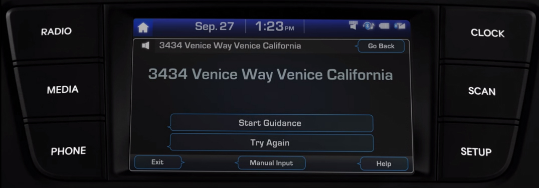 How to Navigate Using Voice Commands In Your Hyundai