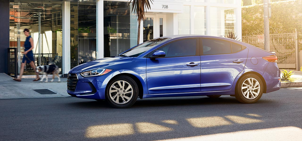 Pictures Of All 2018 Hyundai Elantra Exterior Color Options