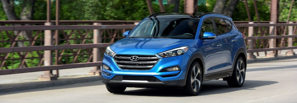 2018 Hyundai Tucson New Features And Trim Levels