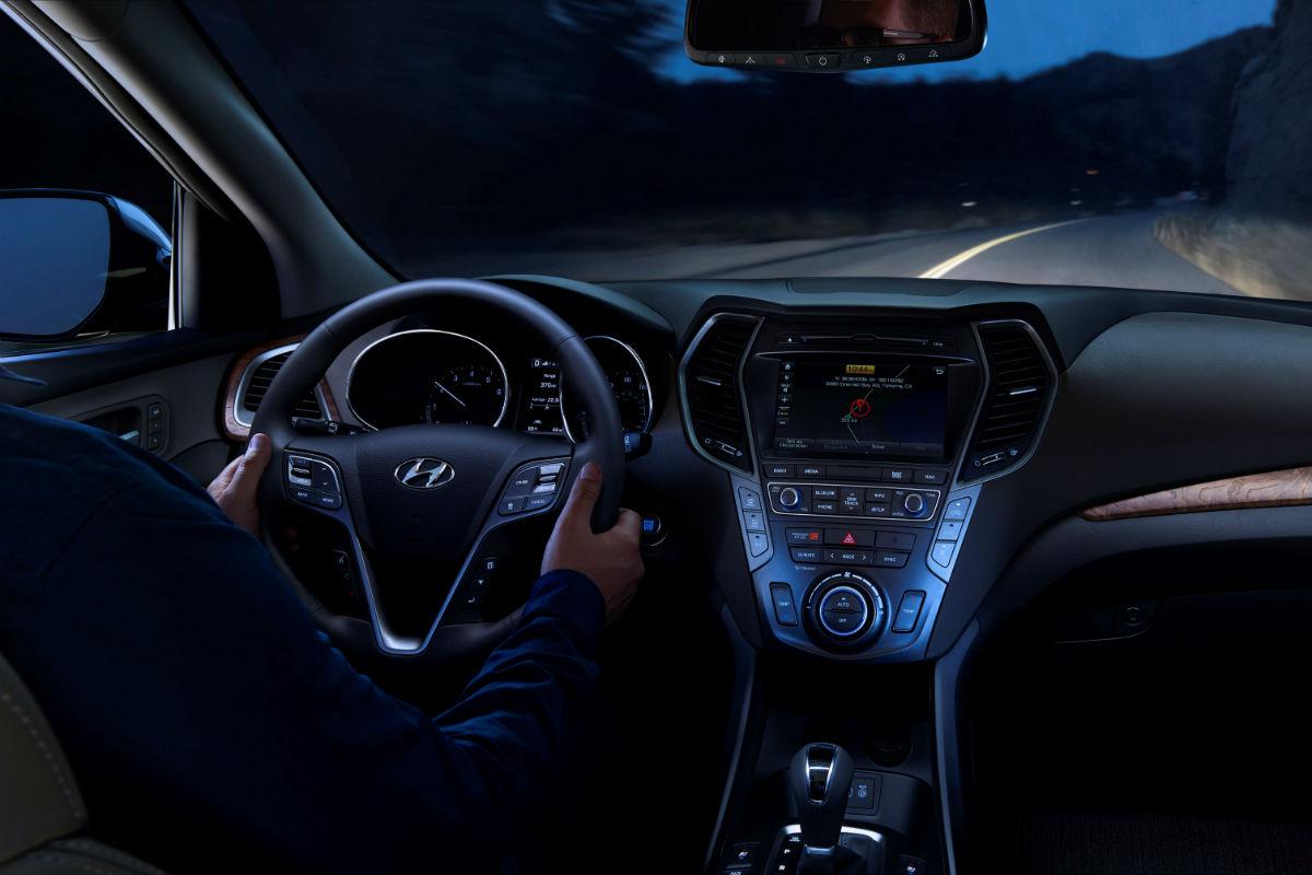 2018 Hyundai Santa Fe And Santa Fe Sport Safety Features