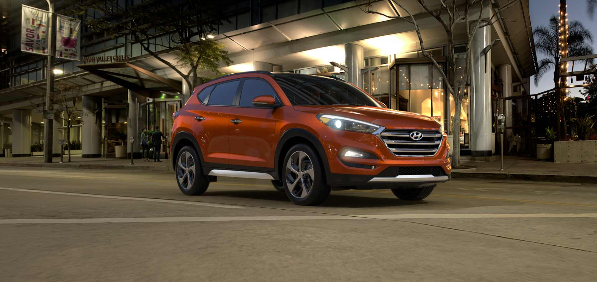 Santa Fe Towing >> 2018 Hyundai Tucson Exterior Color Option Picture Gallery