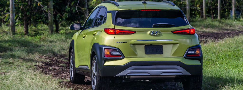Hyundai Santa Fe Vs Honda Pilot >> 2018 Hyundai Kona Safety Features and Driver Assistance Systems