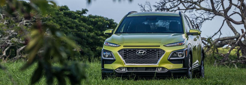 2018 Hyundai Kona Trim Levels And Starting Price