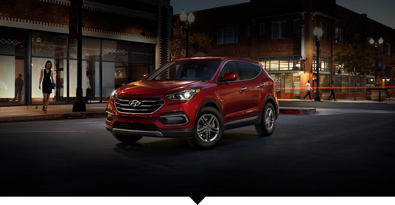 pictures of all 2018 hyundai santa fe sport exterior colors. Black Bedroom Furniture Sets. Home Design Ideas