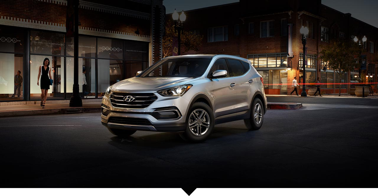 Pictures Of All 2018 Hyundai Santa Fe Sport Exterior Colors