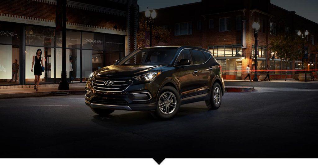2018 hyundai santa fe sport twilight black exterior color_o Hyundai Santa Fe Sport Mineral Gray