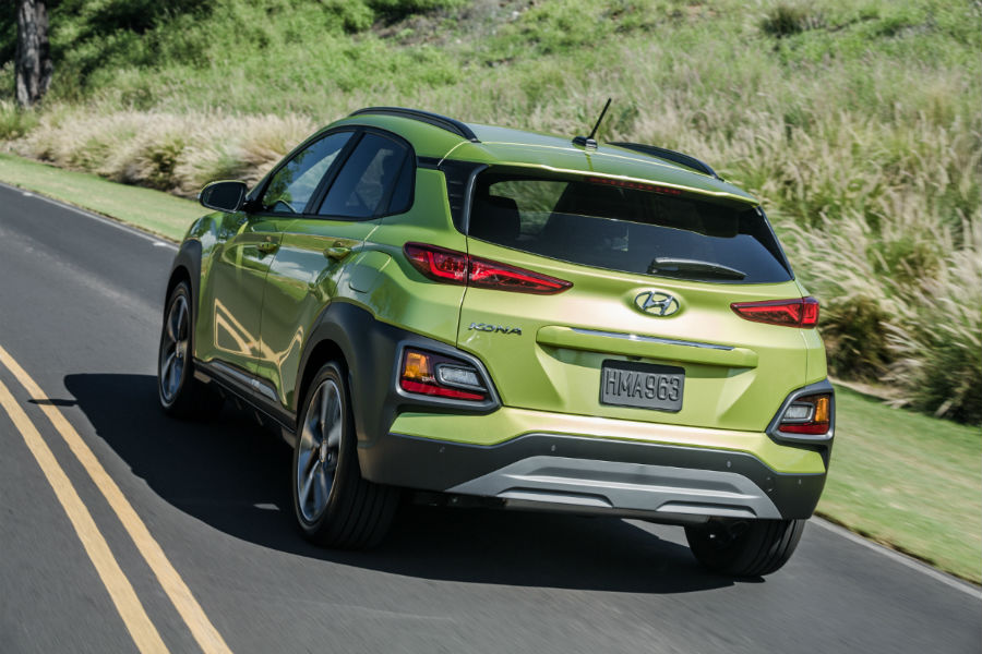 2018 hyundai kona trim levels and starting price. Black Bedroom Furniture Sets. Home Design Ideas