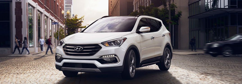 2018 Hyundai Santa Fe Sport Passenger and Cargo Space