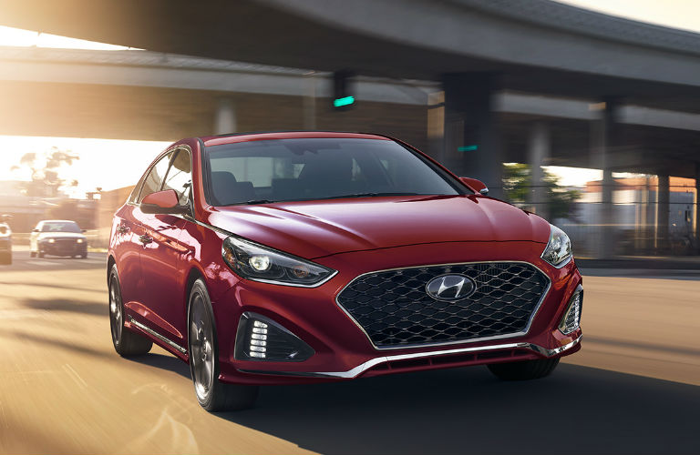 2018 Hyundai Sonata Fuel Economy Rating
