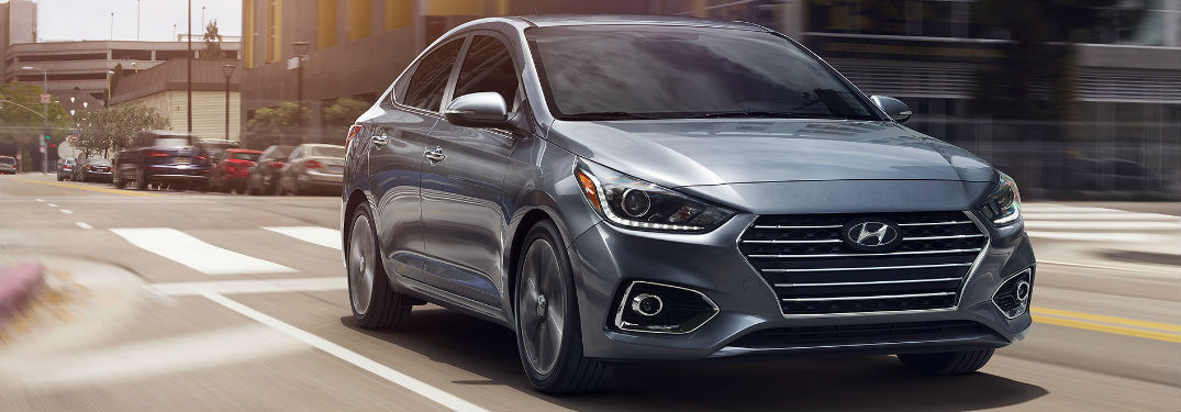 2018 Hyundai Accent Safety Rating
