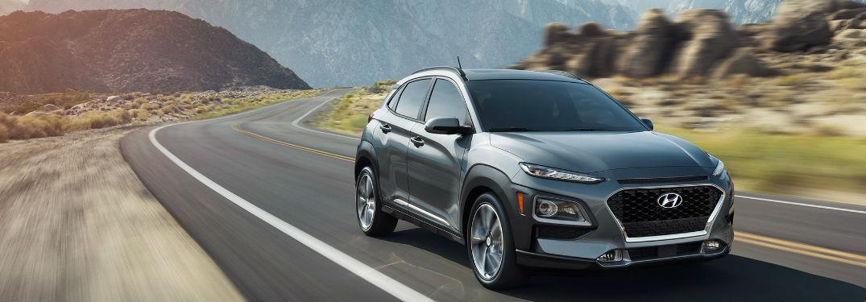 2018 Hyundai Kona Fuel Economy Rating