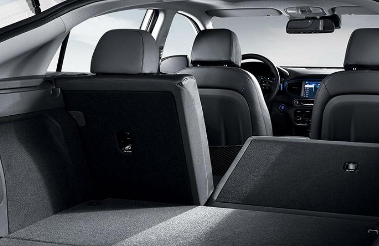 2018 Hyundai Ioniq Passenger And Cargo Space