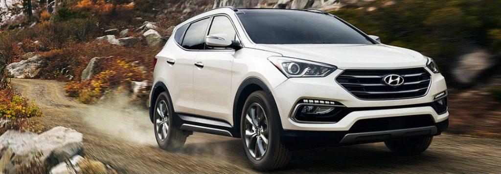 2018 Hyundai Santa Fe Towing Capacity