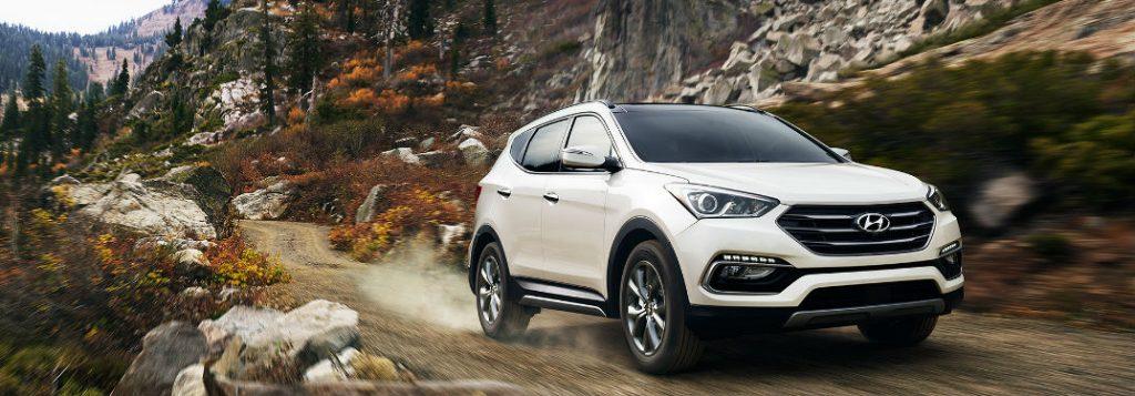 2018 Hyundai Santa Fe Sport Capability and Towing Capacity