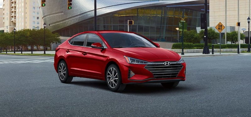 What Colors Does the 2019 Hyundai Elantra Come in?