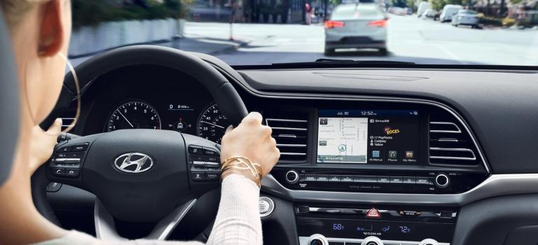 2019 Hyundai Elantra Fuel Mileage And Range