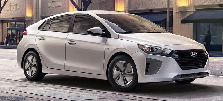 2019 Hyundai Ioniq Hybrid Fuel Mileage And Range